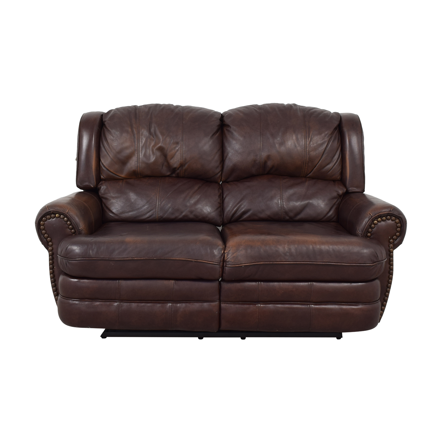 Macy's Macy's Reclining Loveseat used