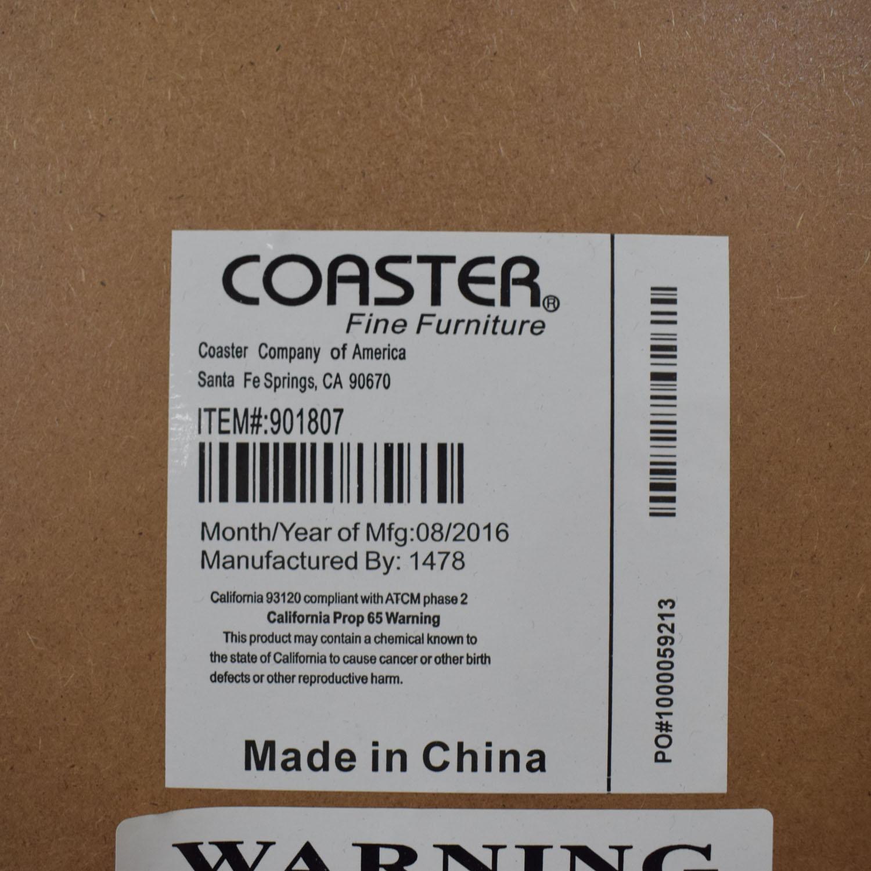 Coaster Fine Furniture Coaster Fine Furniture Beveled Floor Mirror discount