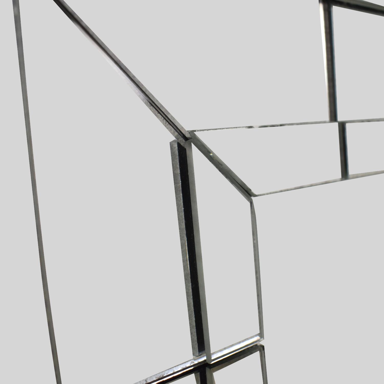 Coaster Fine Furniture Coaster Fine Furniture Beveled Floor Mirror on sale