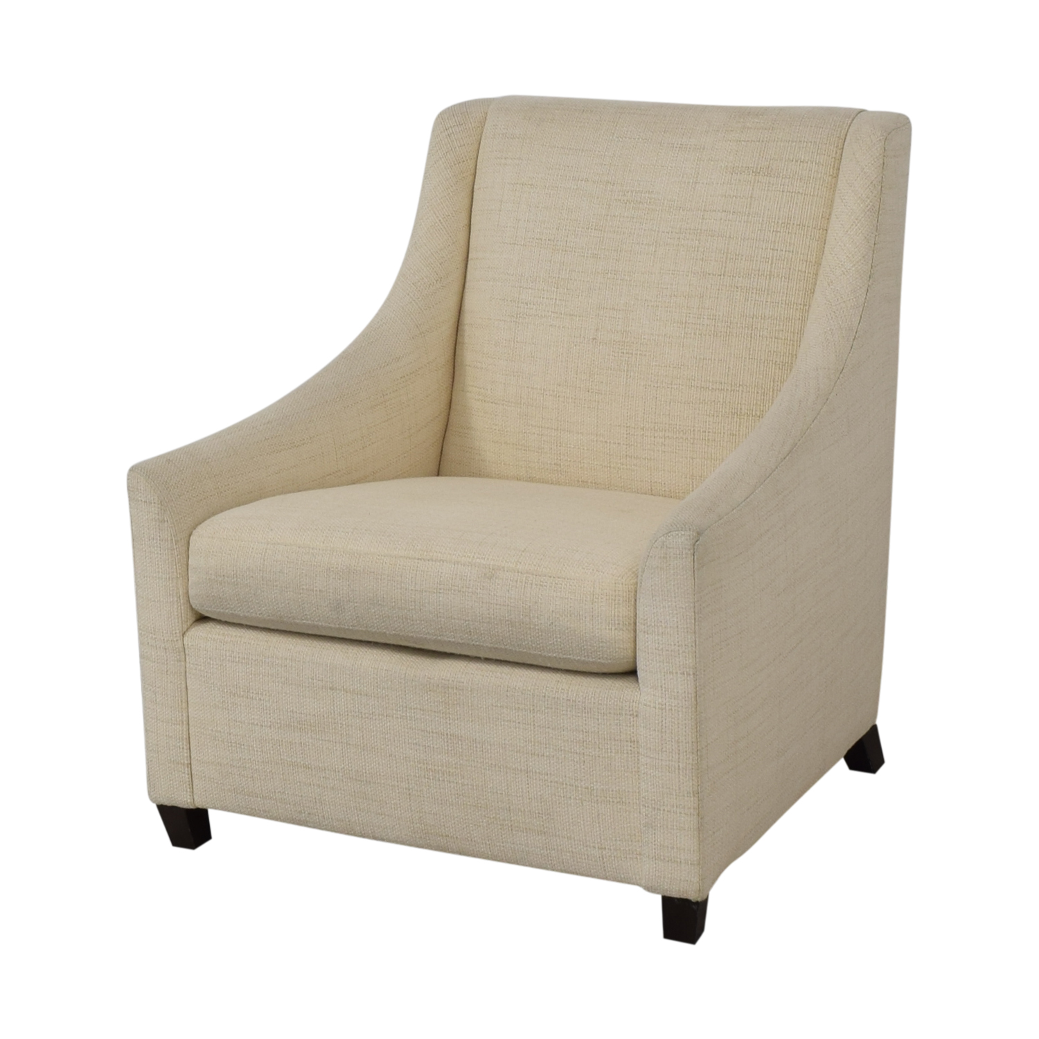 West Elm West Elm Sweep Accent Chair nyc