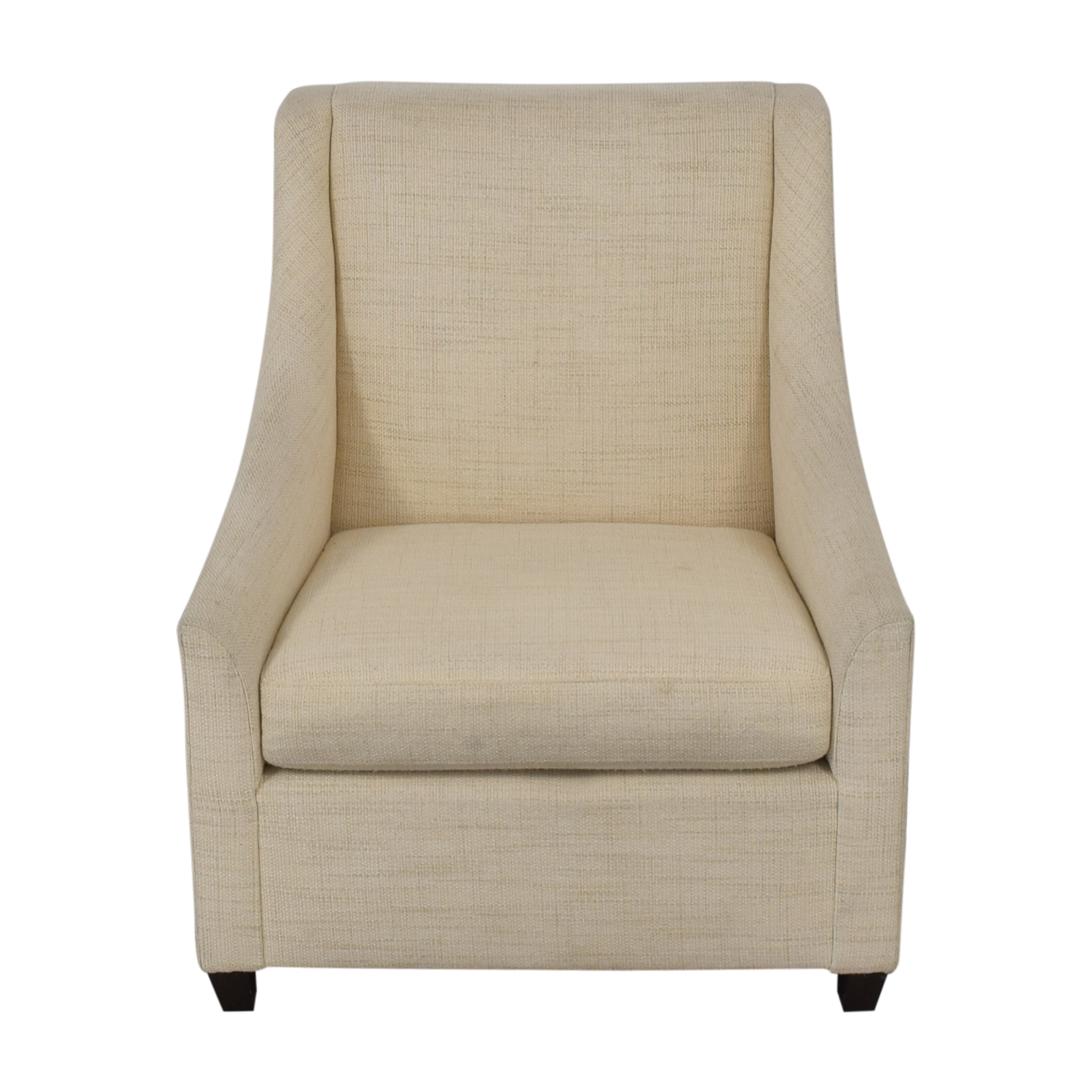 74 Off West Elm West Elm Sweep Accent Chair Chairs