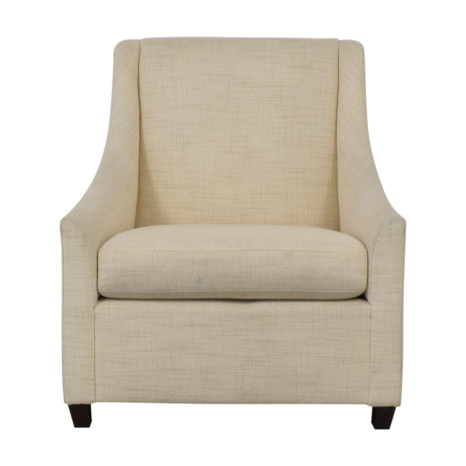 West Elm Sweep Accent Chair West Elm