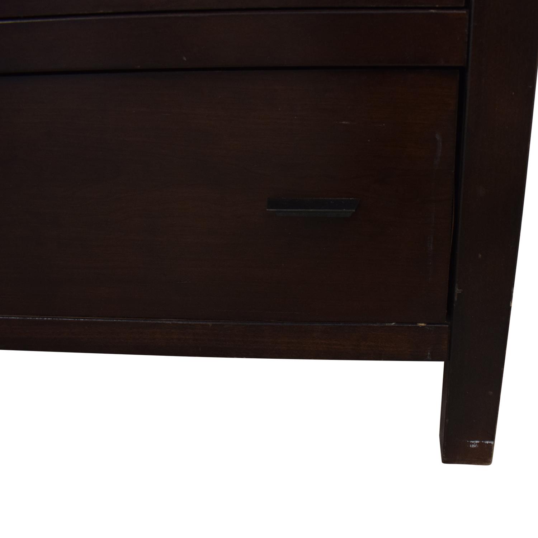 Vaughan-Bassett Vaughan-Bassett Dark Brown Dresser nyc