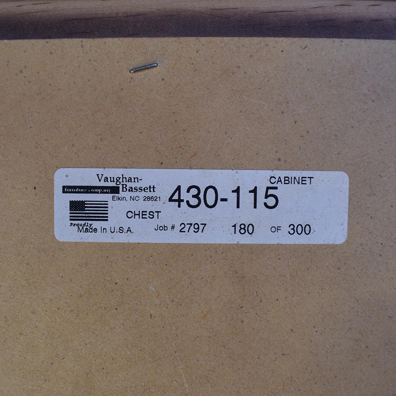 Vaughan-Bassett Vaughan-Bassett Dark Brown Dresser on sale