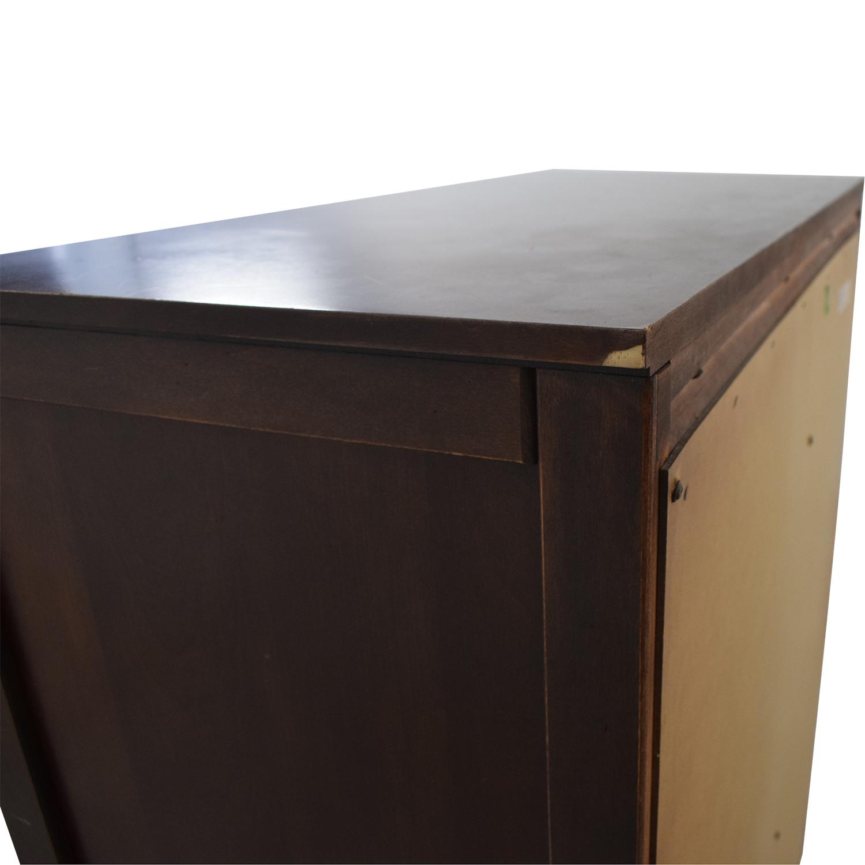 Vaughan-Bassett Vaughan-Bassett Dark Brown Dresser dark brown
