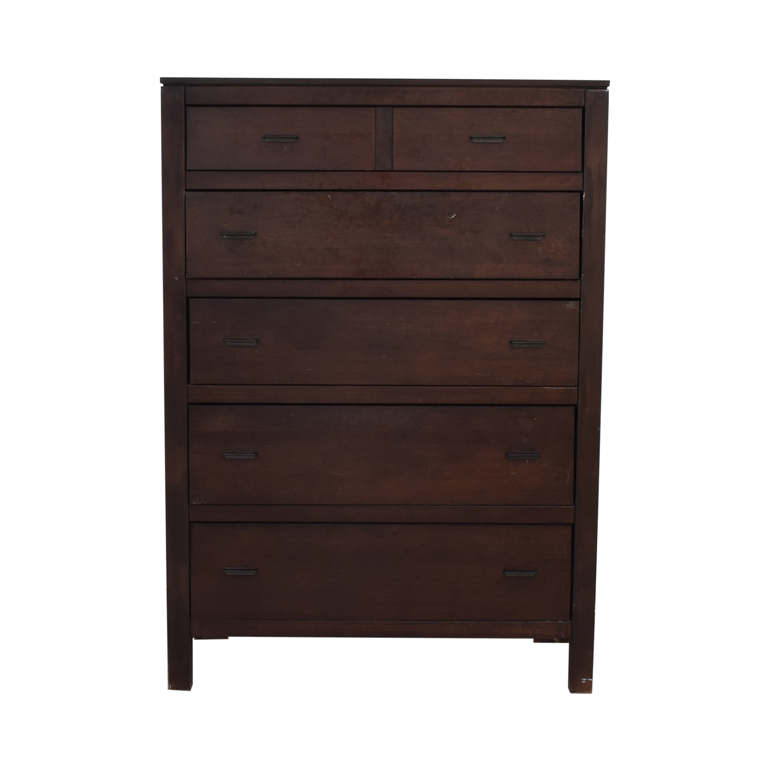 Vaughan-Bassett Dark Brown Dresser / Dressers