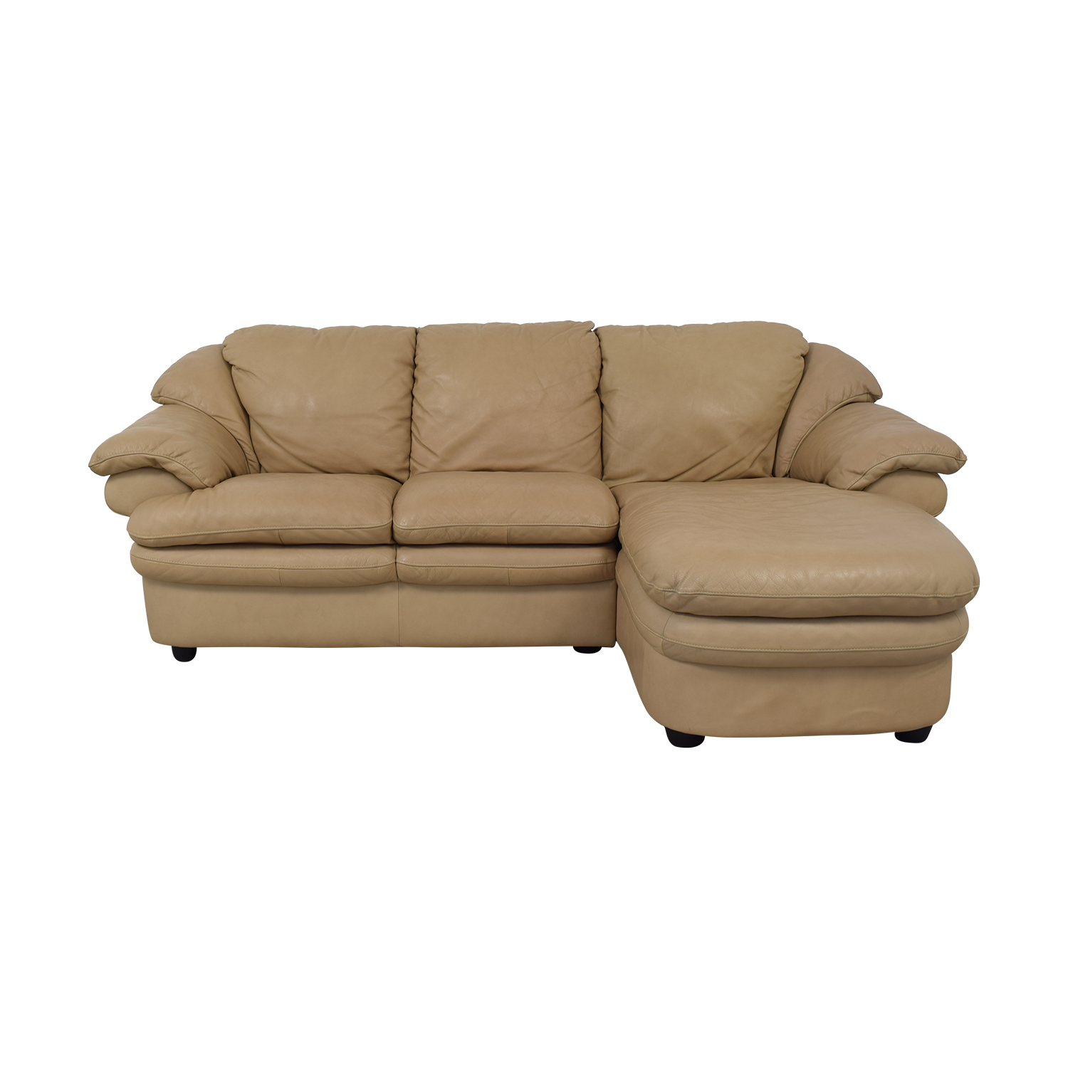Natuzzi Natuzzi Chaise Sectional coupon