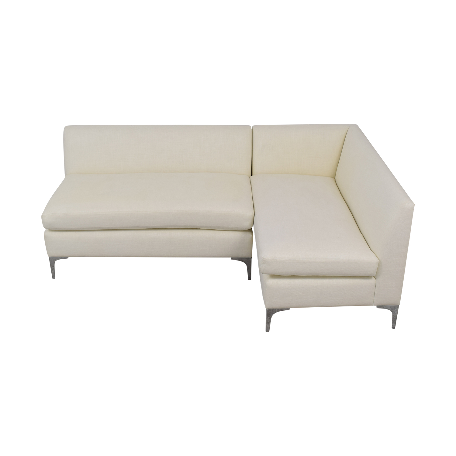Paoli Paoli Custom Two-Piece Banquette