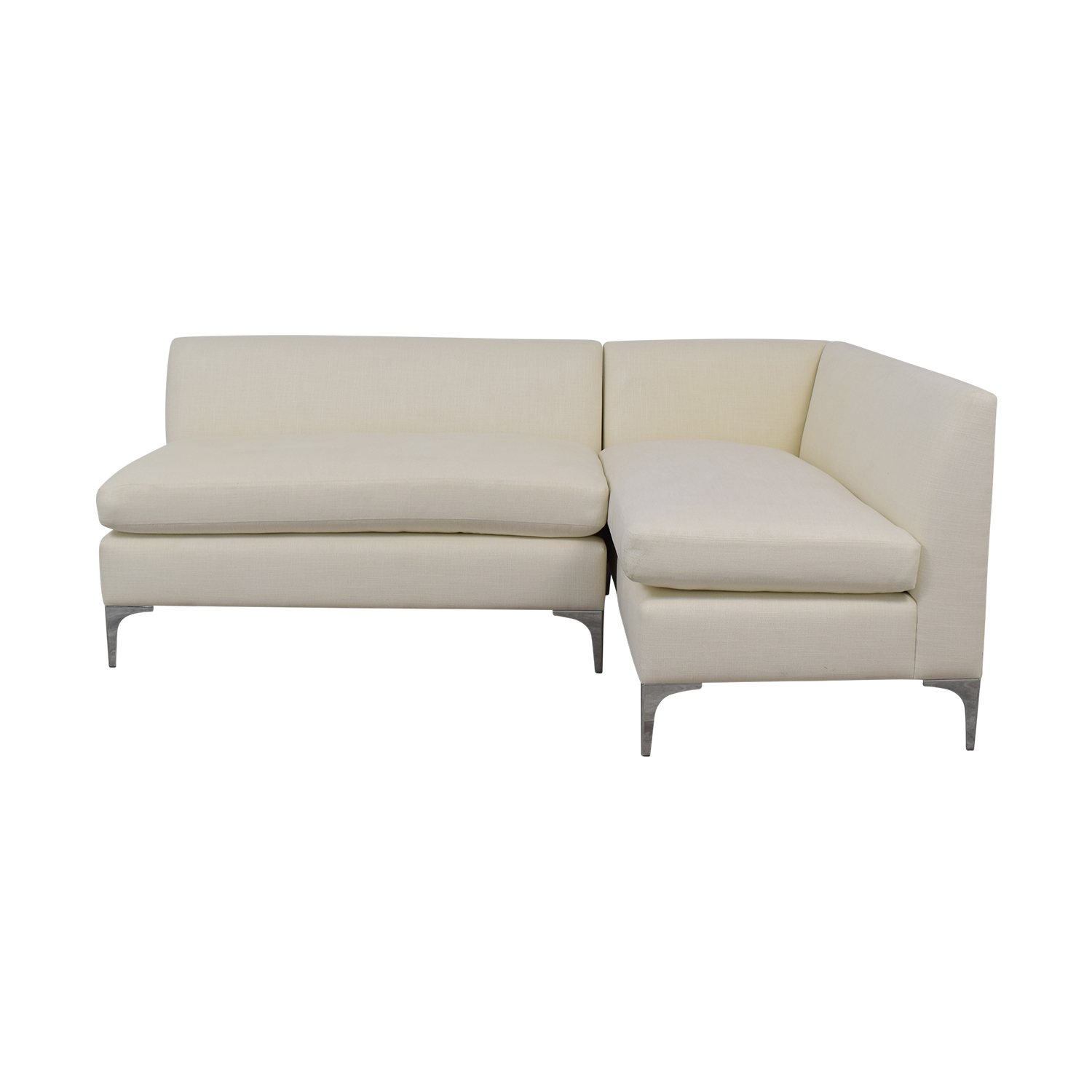 Paoli Custom Two-Piece Banquette / Sectionals