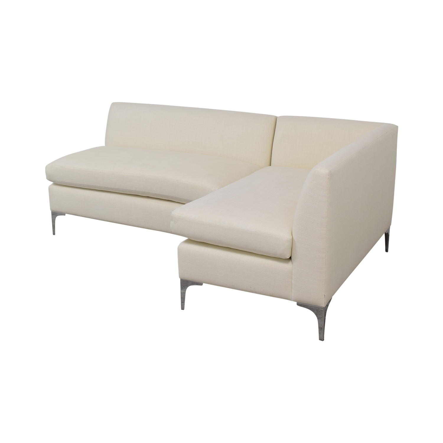 buy Paoli Custom Two-Piece Banquette Paoli Sectionals