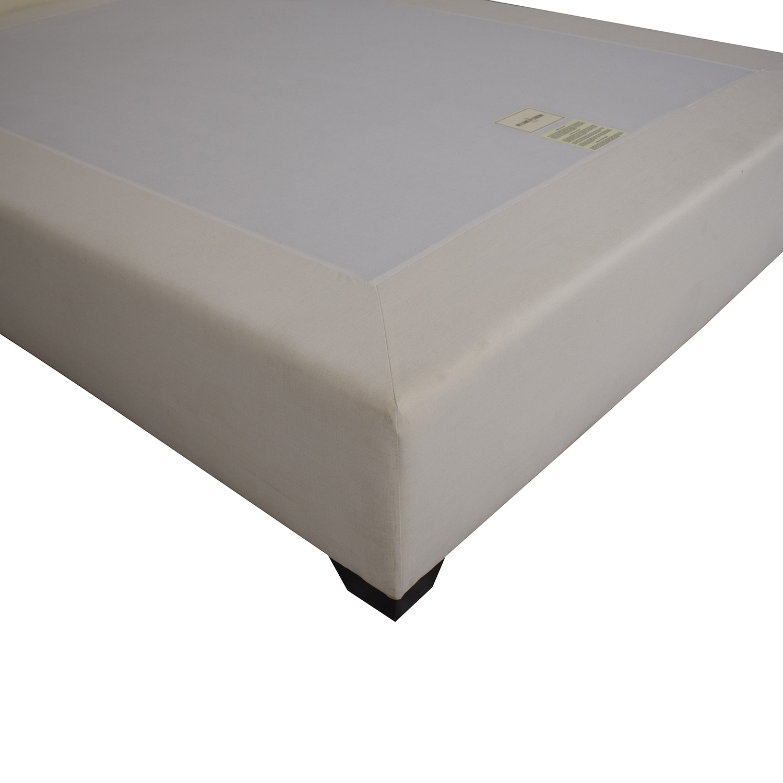 Williams Sonoma Williams Sonoma Mansfield Queen Bed discount