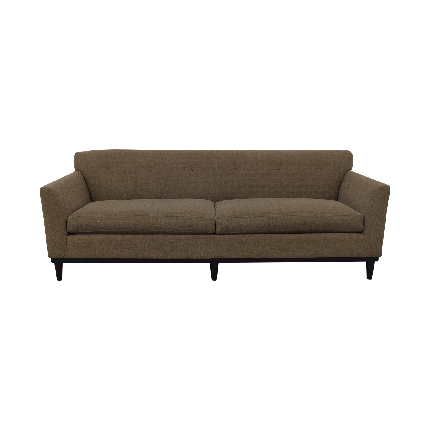 buy Room & Board Room & Board Mid Century Modern Two Cushion Sofa online