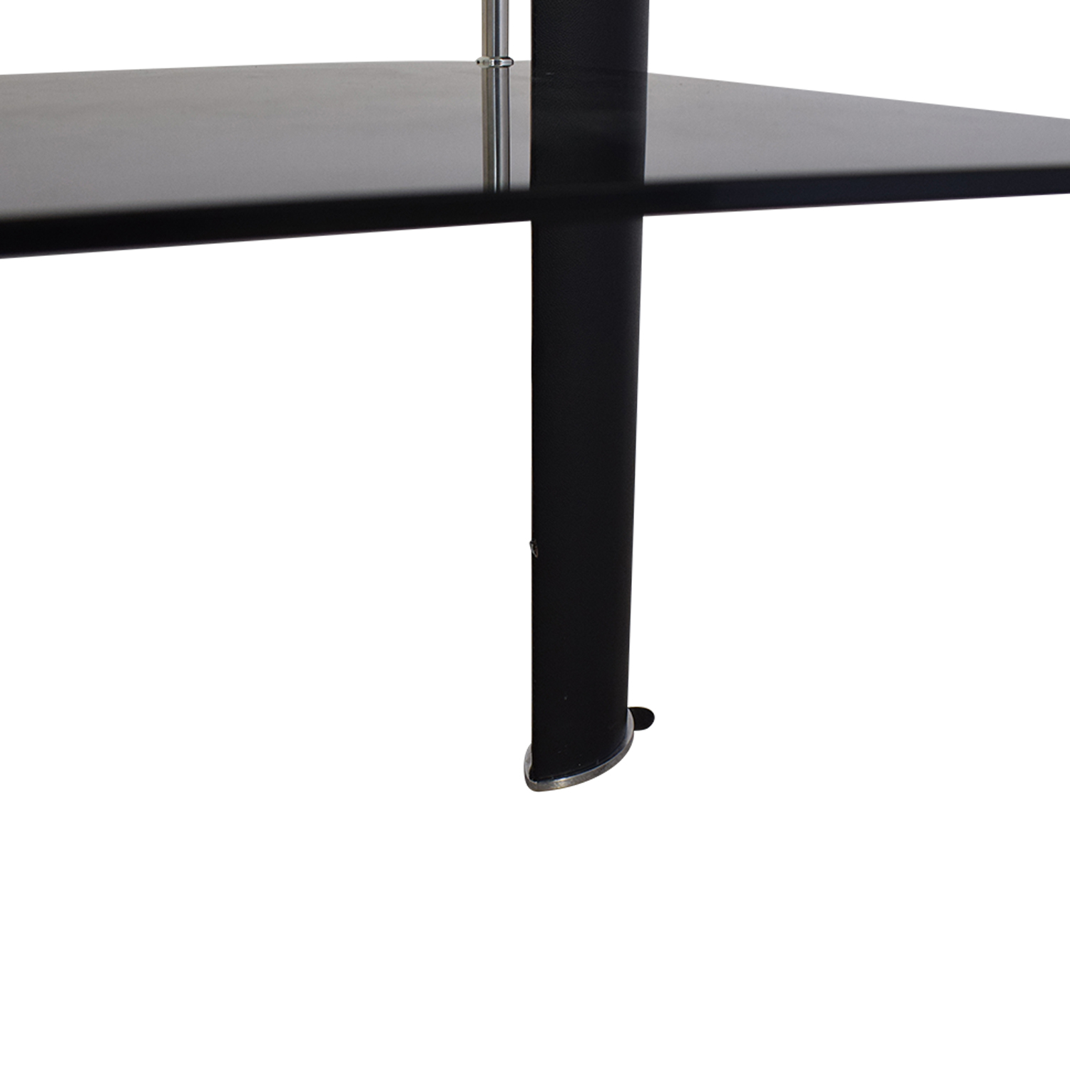 Glass Dining Table used