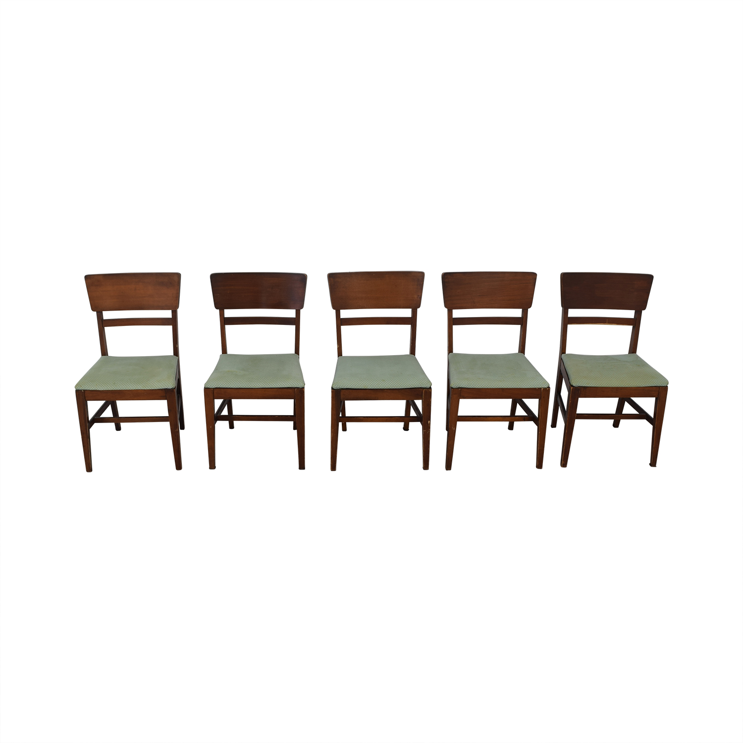Contemporary Upholstered Dining Chairs dimensions