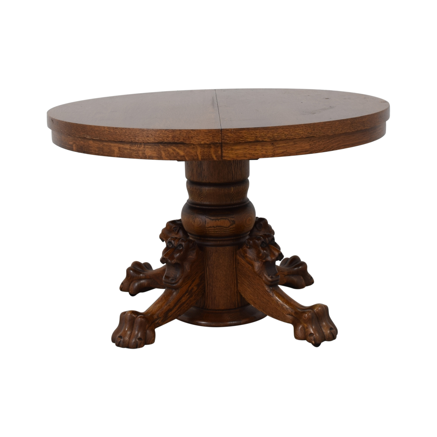 Vintage Extendable Dining Table / Tables