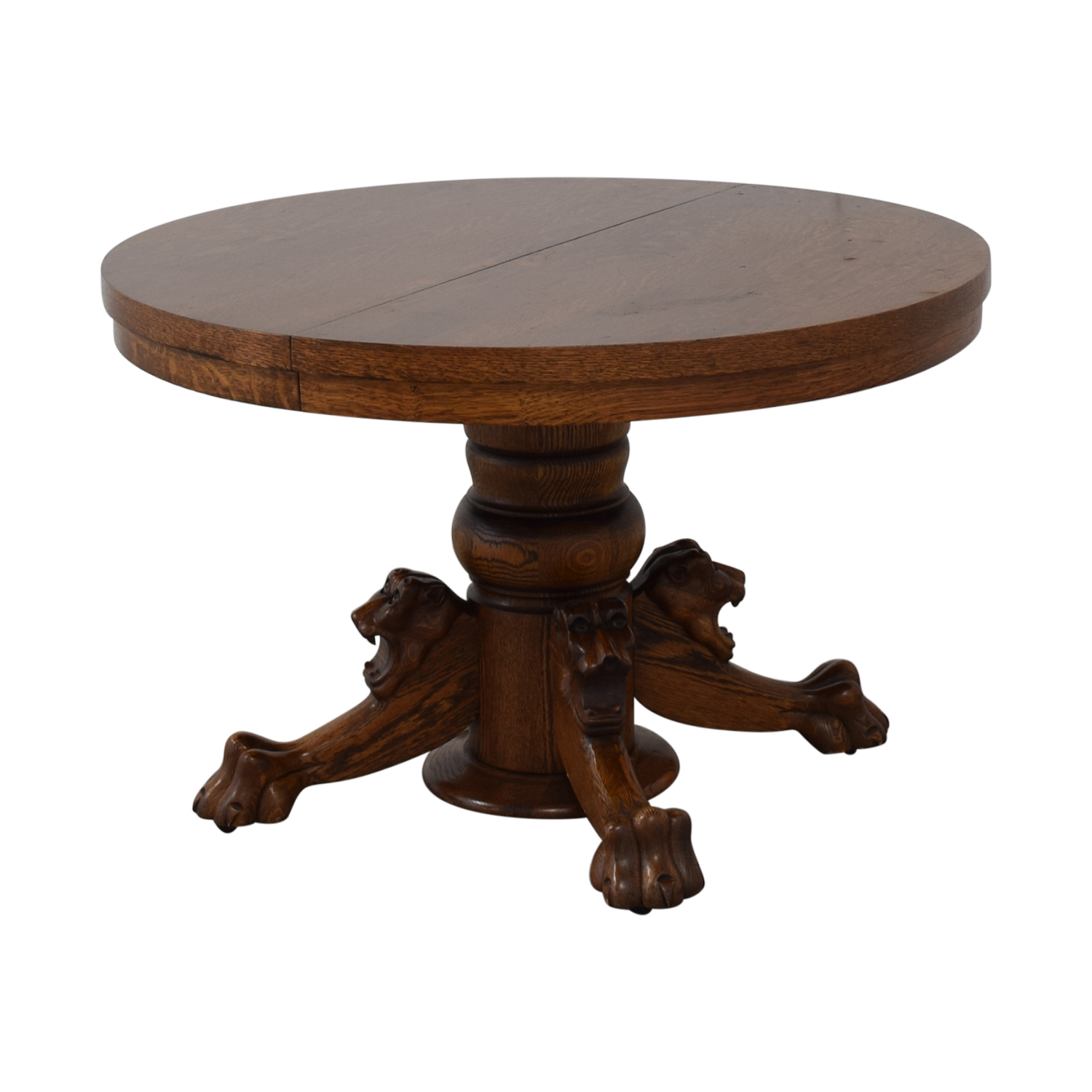 shop Vintage Extendable Dining Table