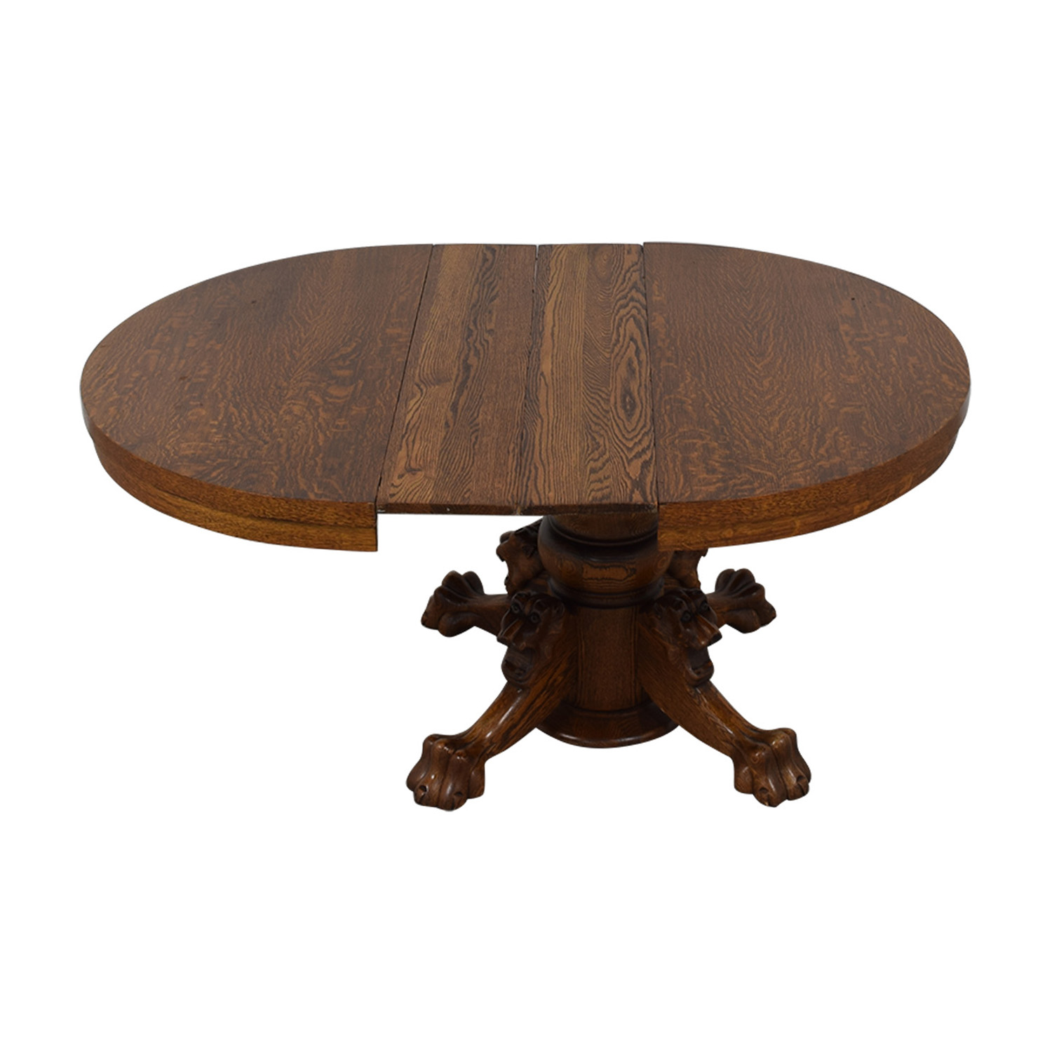 Vintage Extendable Dining Table / Dinner Tables