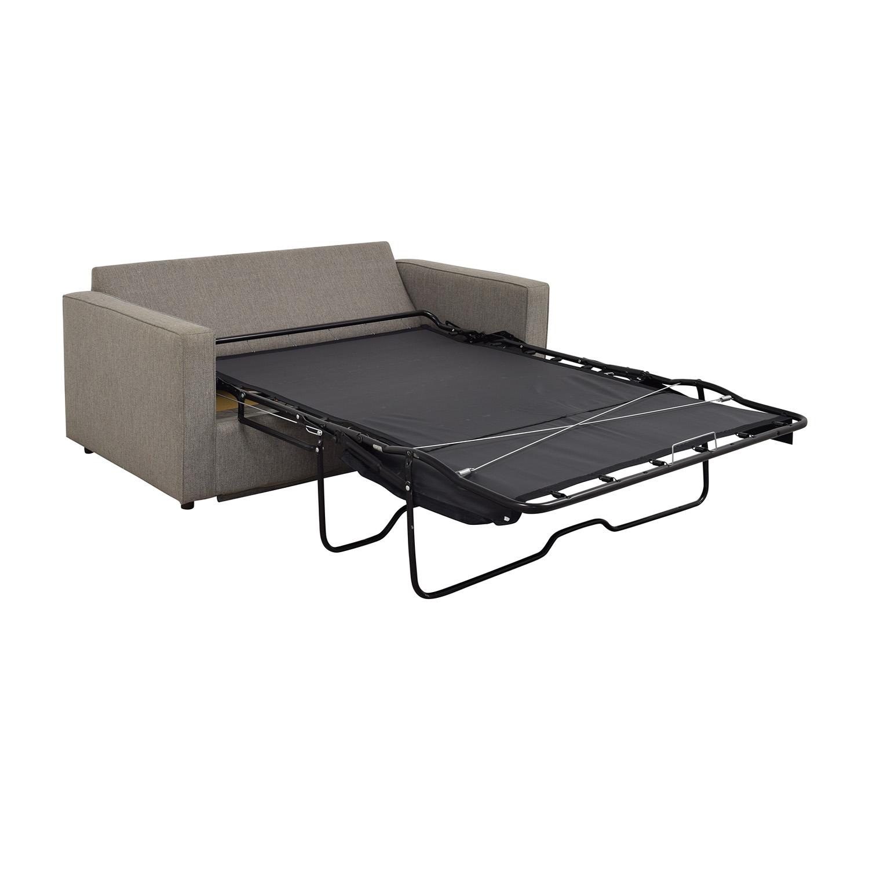 Arhaus Arhaus Filmore Full Sleeper Sofa dimensions
