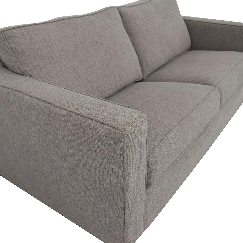 Strange 76 Off Arhaus Arhaus Filmore Full Sleeper Sofa Sofas Customarchery Wood Chair Design Ideas Customarcherynet