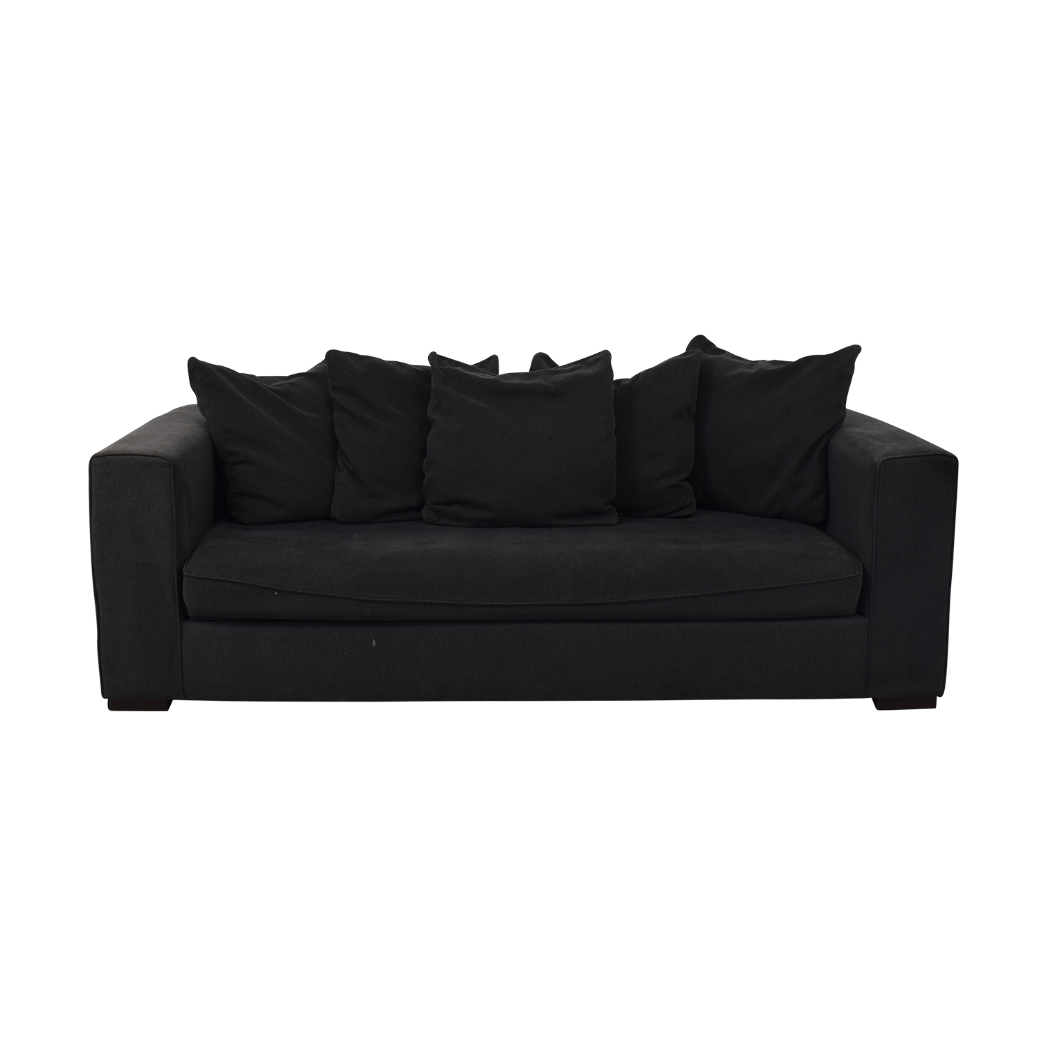 buy West Elm Square Arm Sofa West Elm Classic Sofas