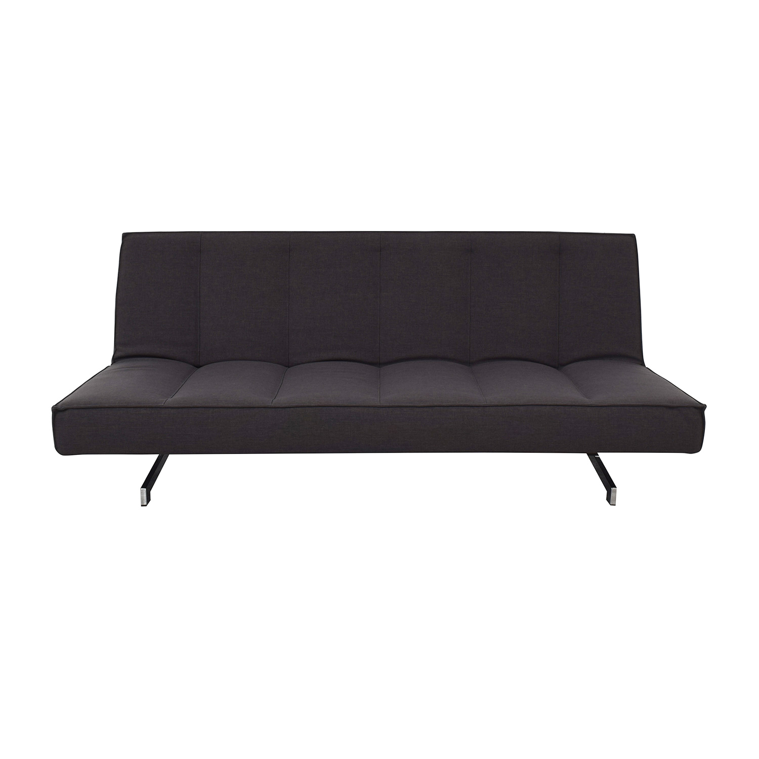 buy CB2 Flex Gravel Sleeper Sofa CB2 Sofas