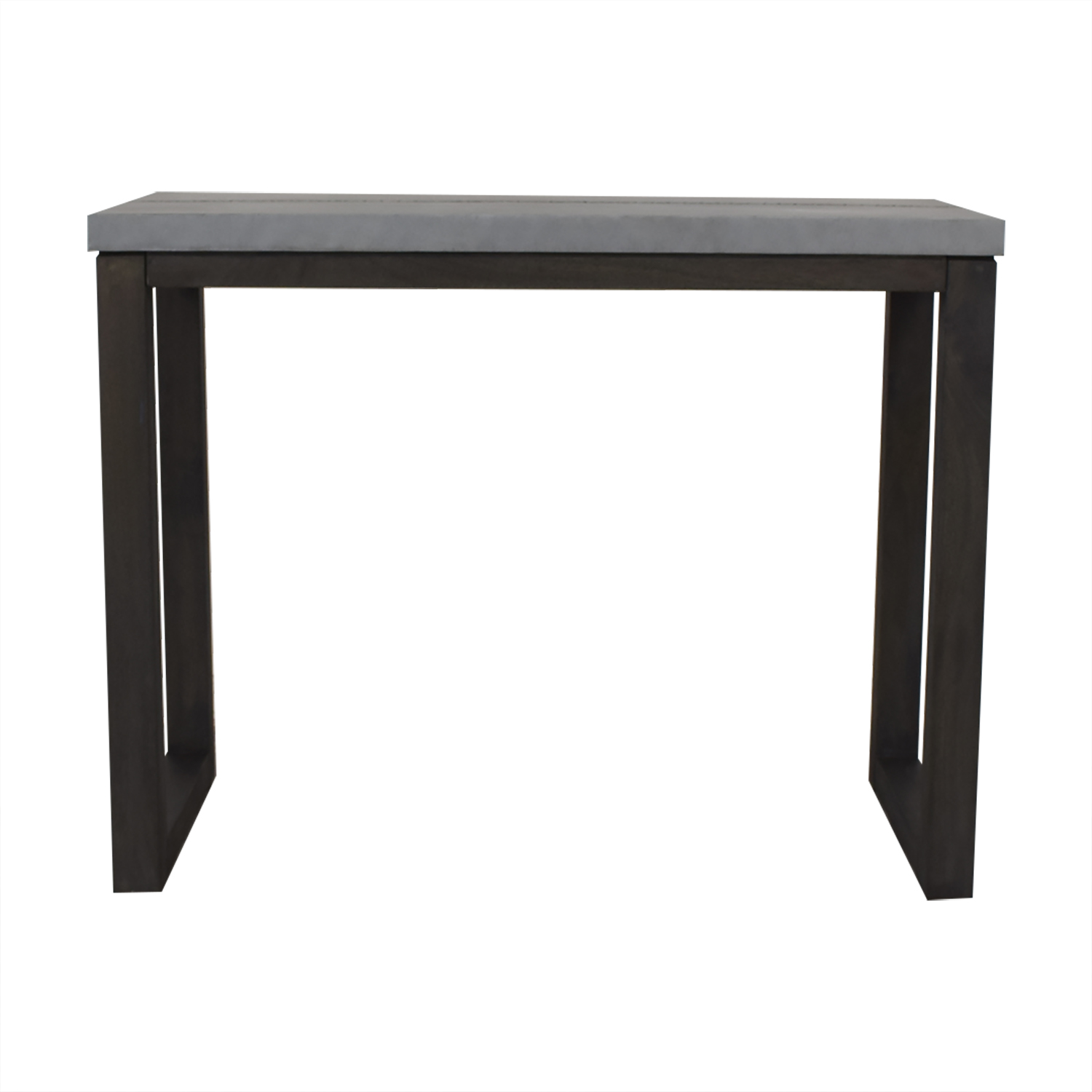 shop CB2 Stern Counter Table CB2