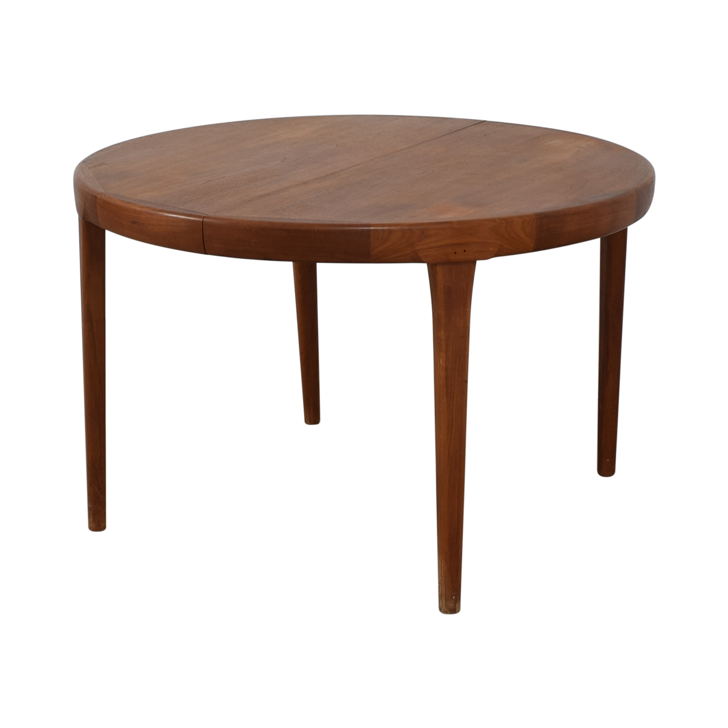 Contemporary Extendable Dining Table second hand