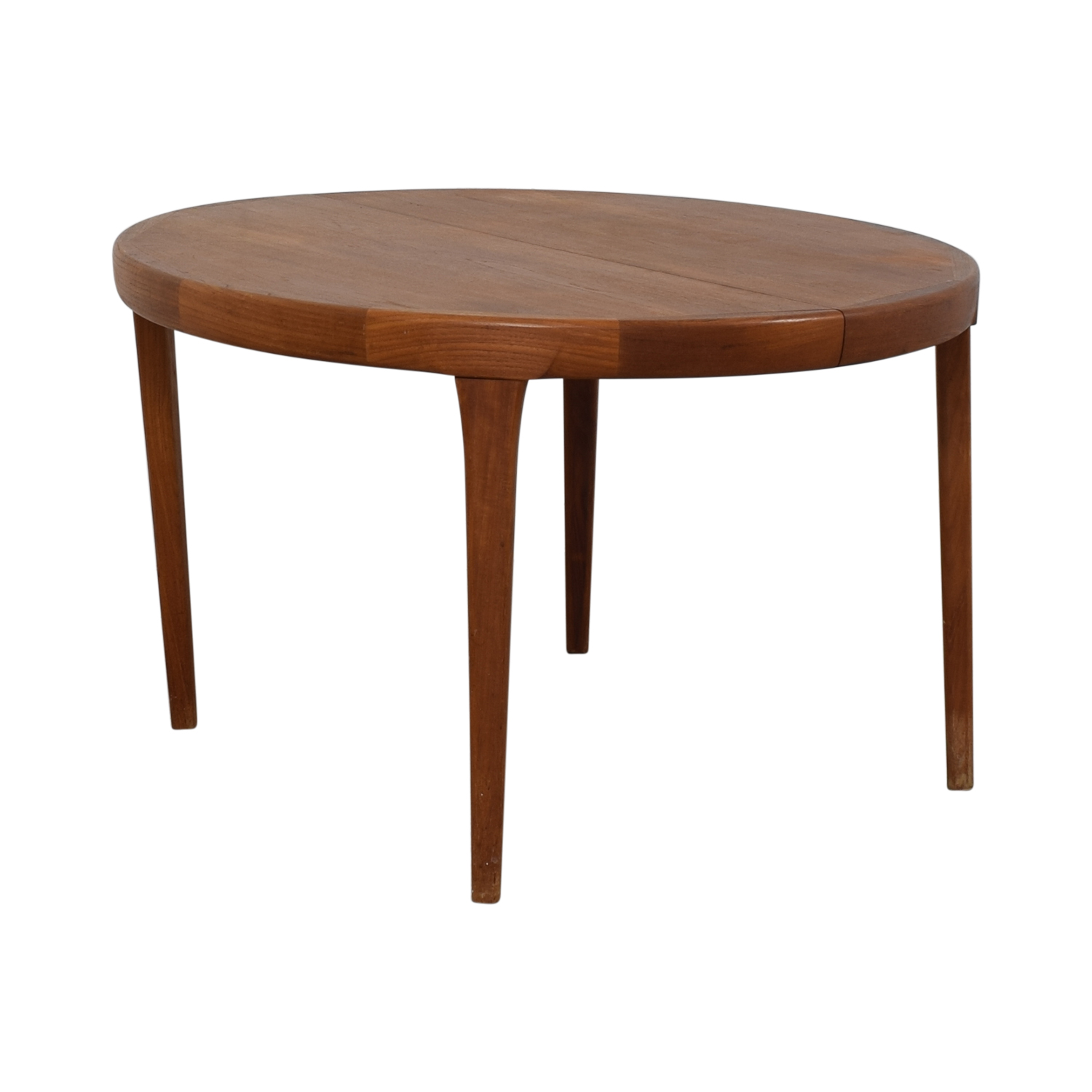 shop Contemporary Extendable Dining Table  Dinner Tables