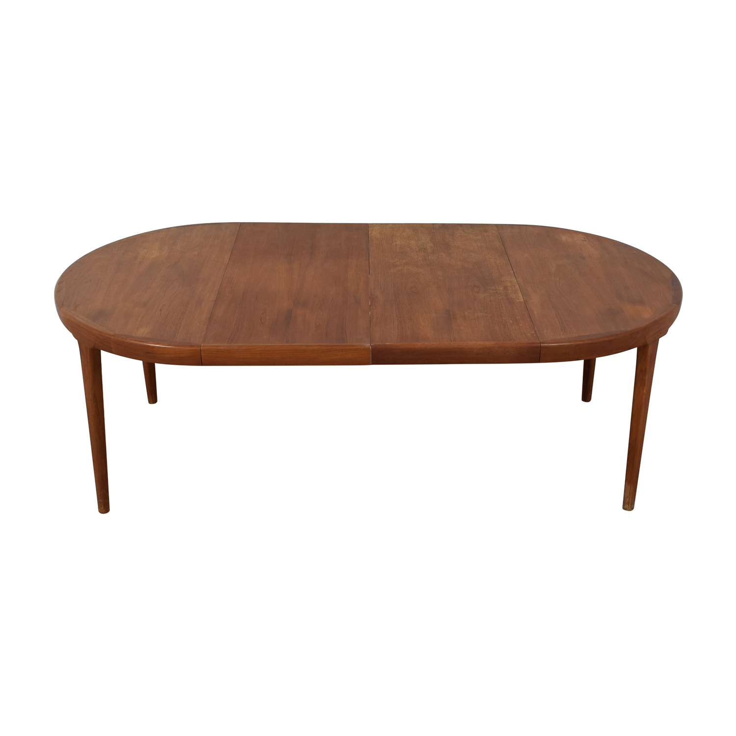 Contemporary Extendable Dining Table nyc