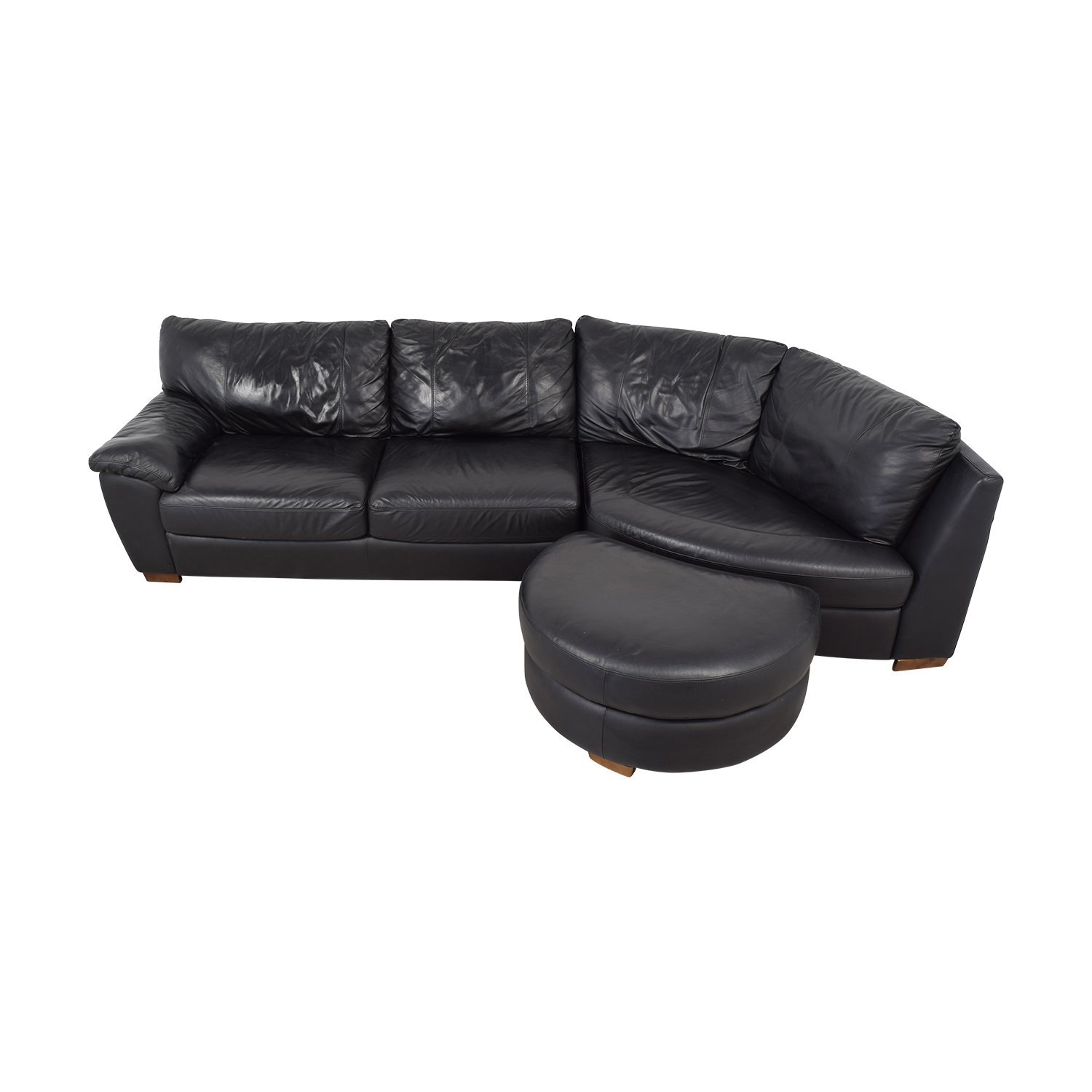 shop IKEA Sectional with Ottoman IKEA