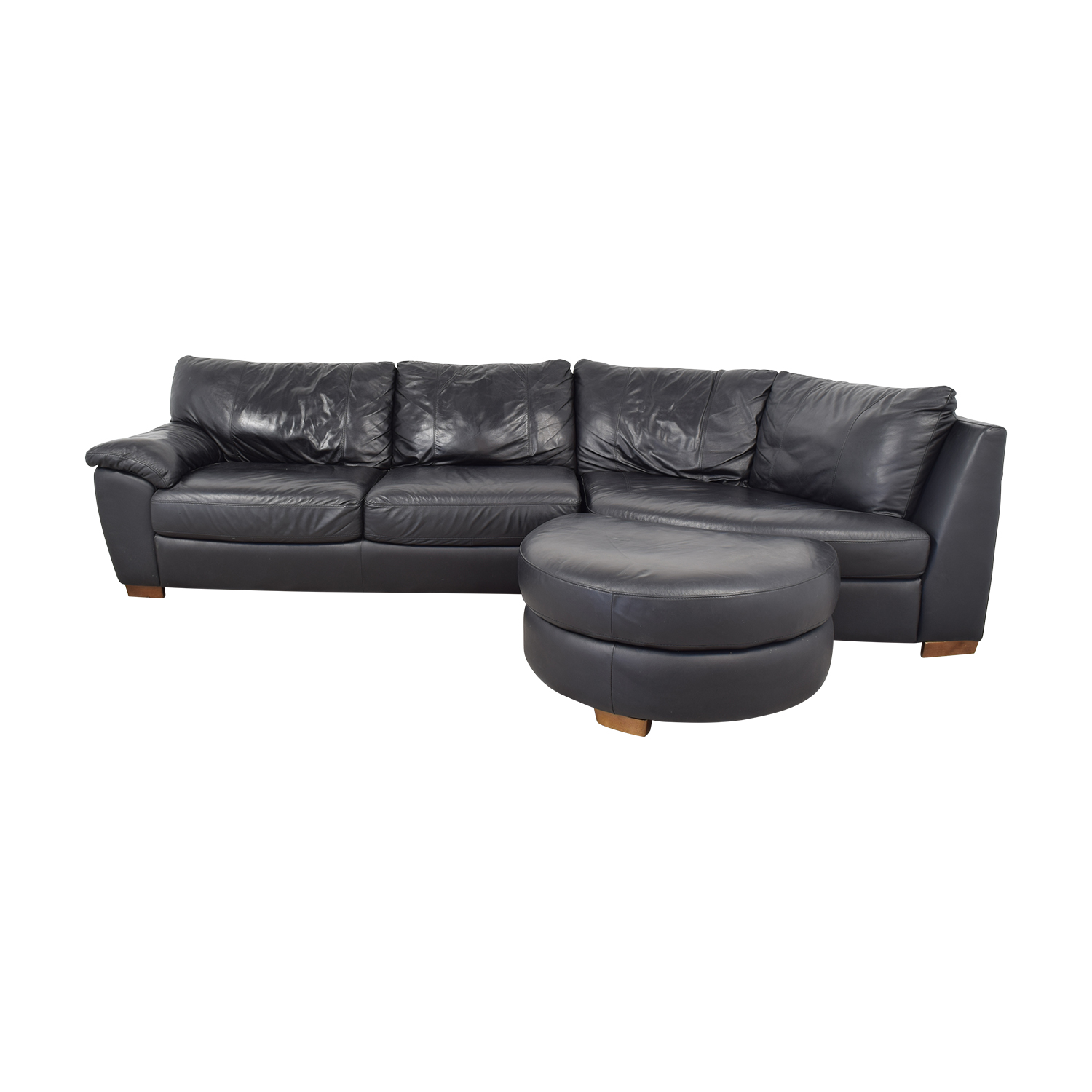 IKEA Sectional with Ottoman / Sectionals