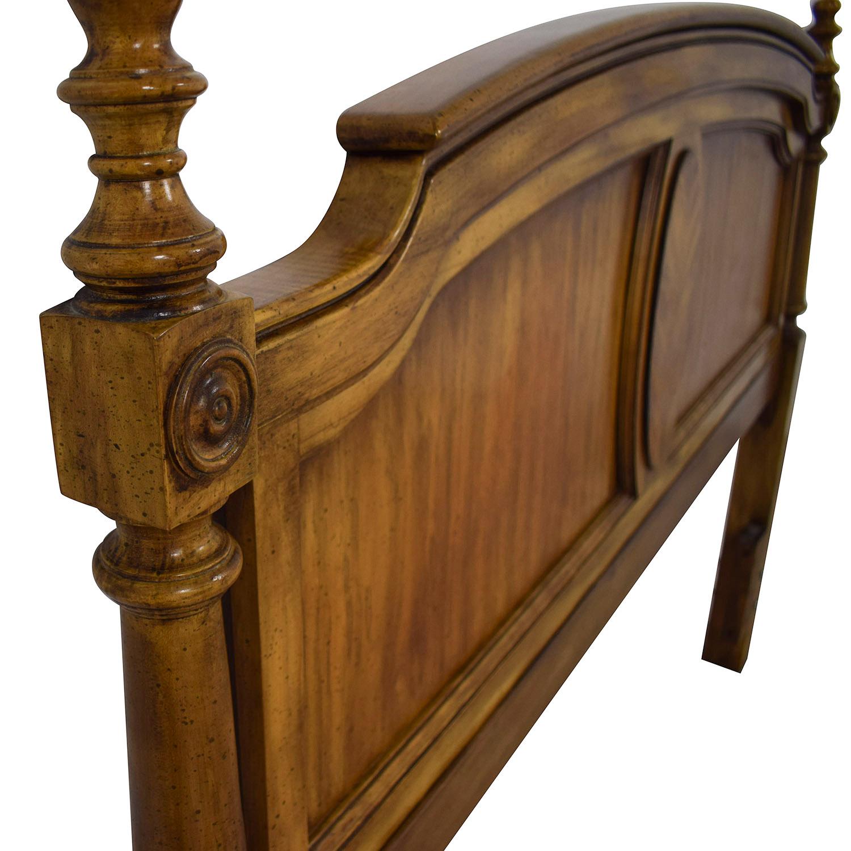 Wooden Queen Headboard dimensions