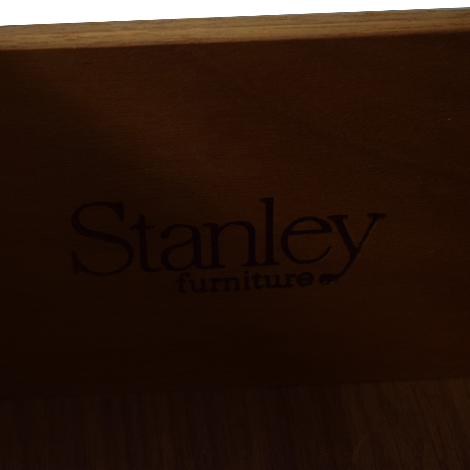 Stanley Furniture Stanley Furniture Two-Drawer End Tables End Tables