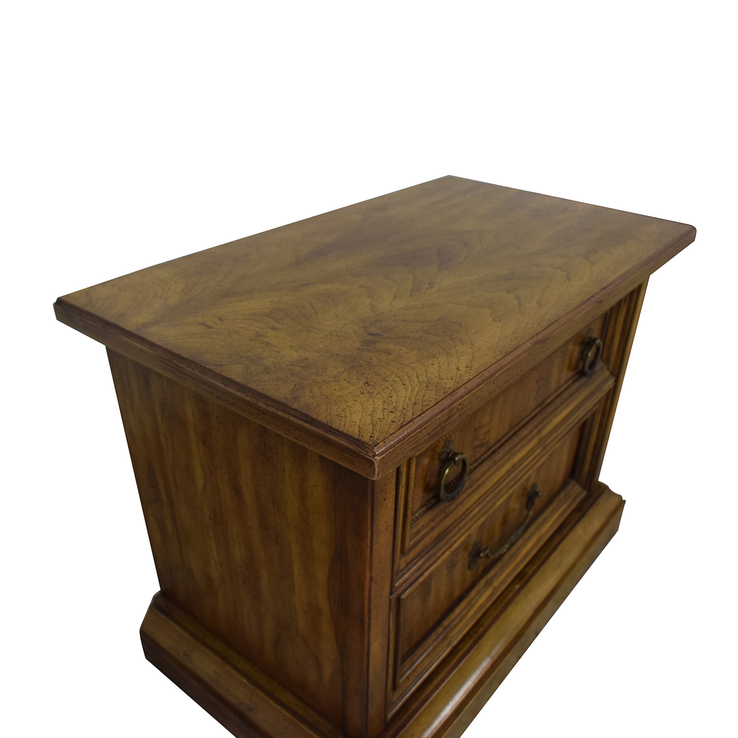 Stanley Furniture Stanley Furniture Two-Drawer End Tables coupon