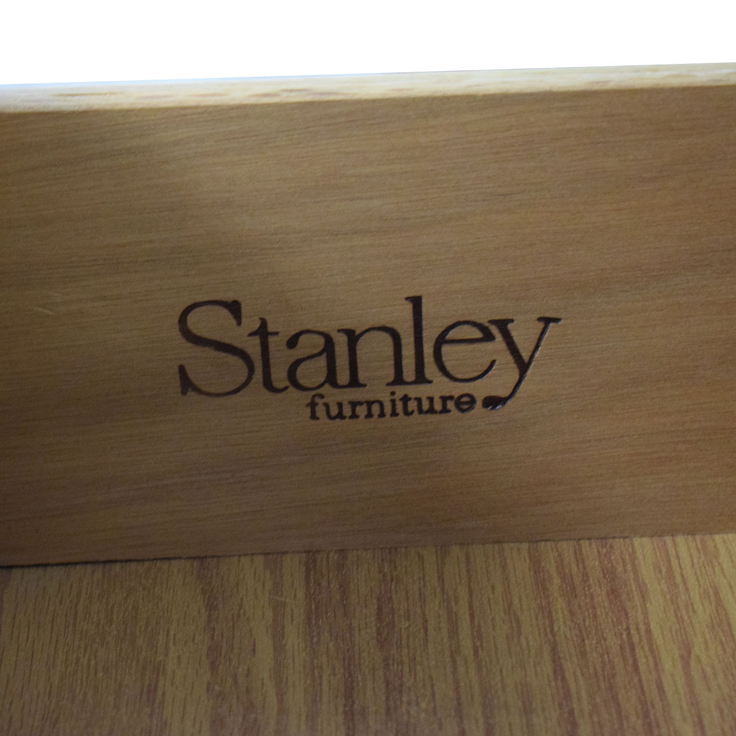 Stanley Furniture Stanley Furniture Two-Drawer End Tables Tables