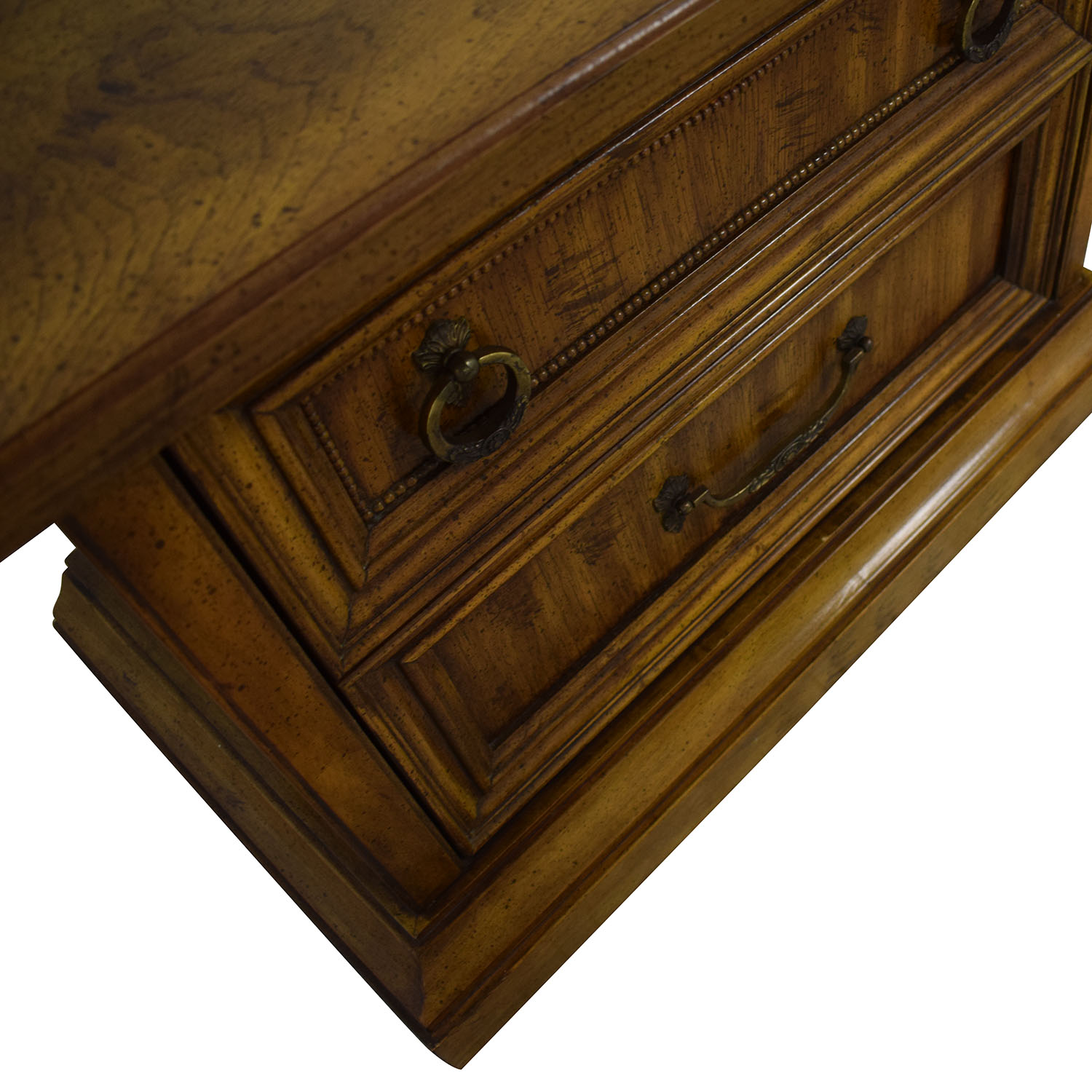 shop Stanley Furniture Two-Drawer End Tables Stanley Furniture End Tables