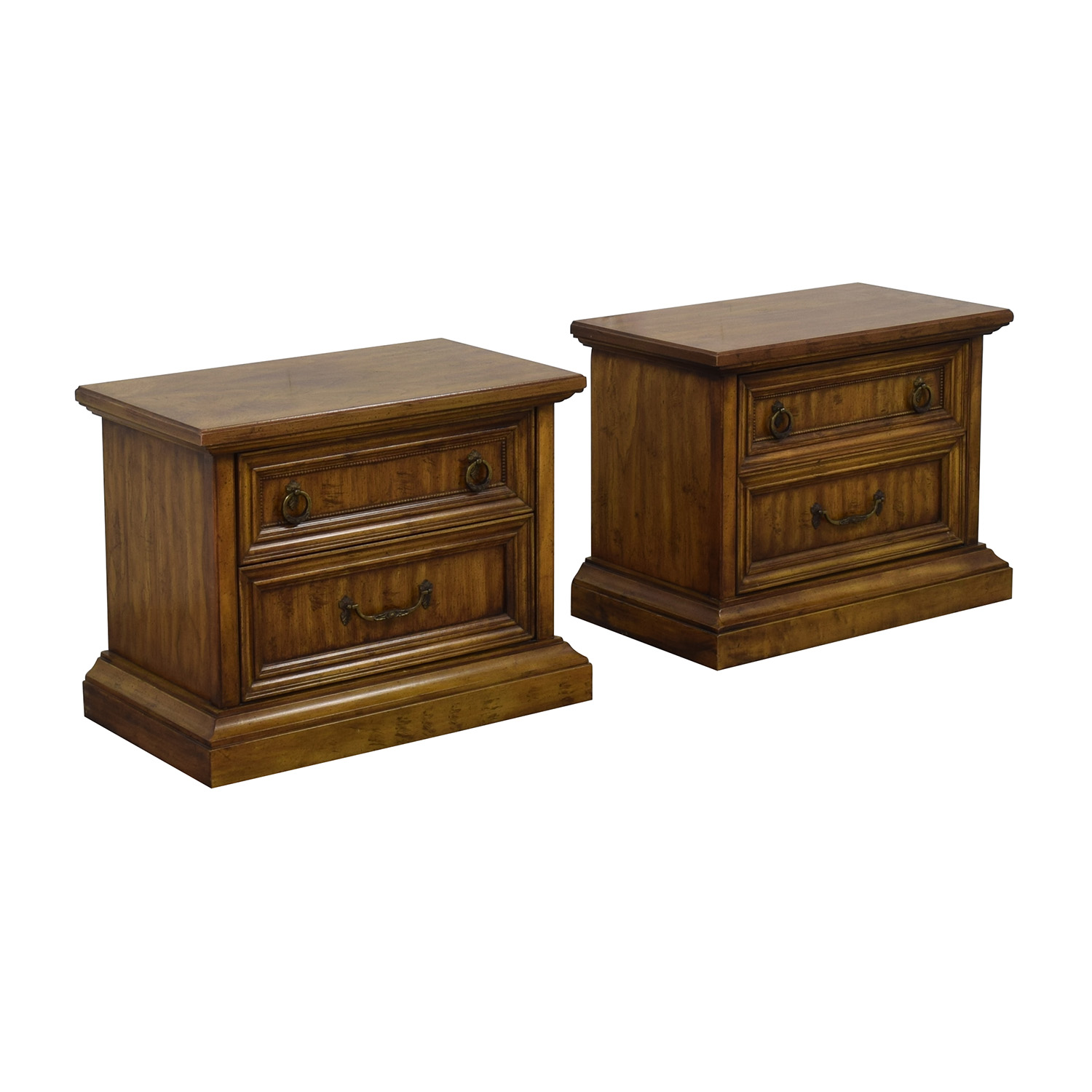 Stanley Furniture Stanley Furniture Two-Drawer End Tables price
