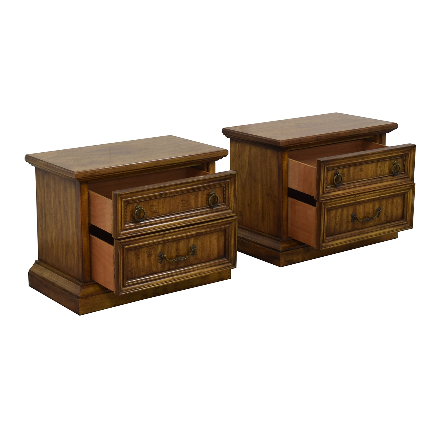 buy Stanley Furniture Two-Drawer End Tables Stanley Furniture