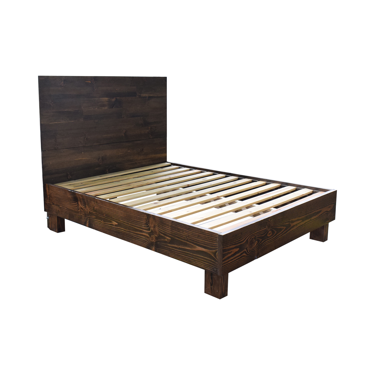 Etsy Etsy Wooden Queen Bed Frame on sale