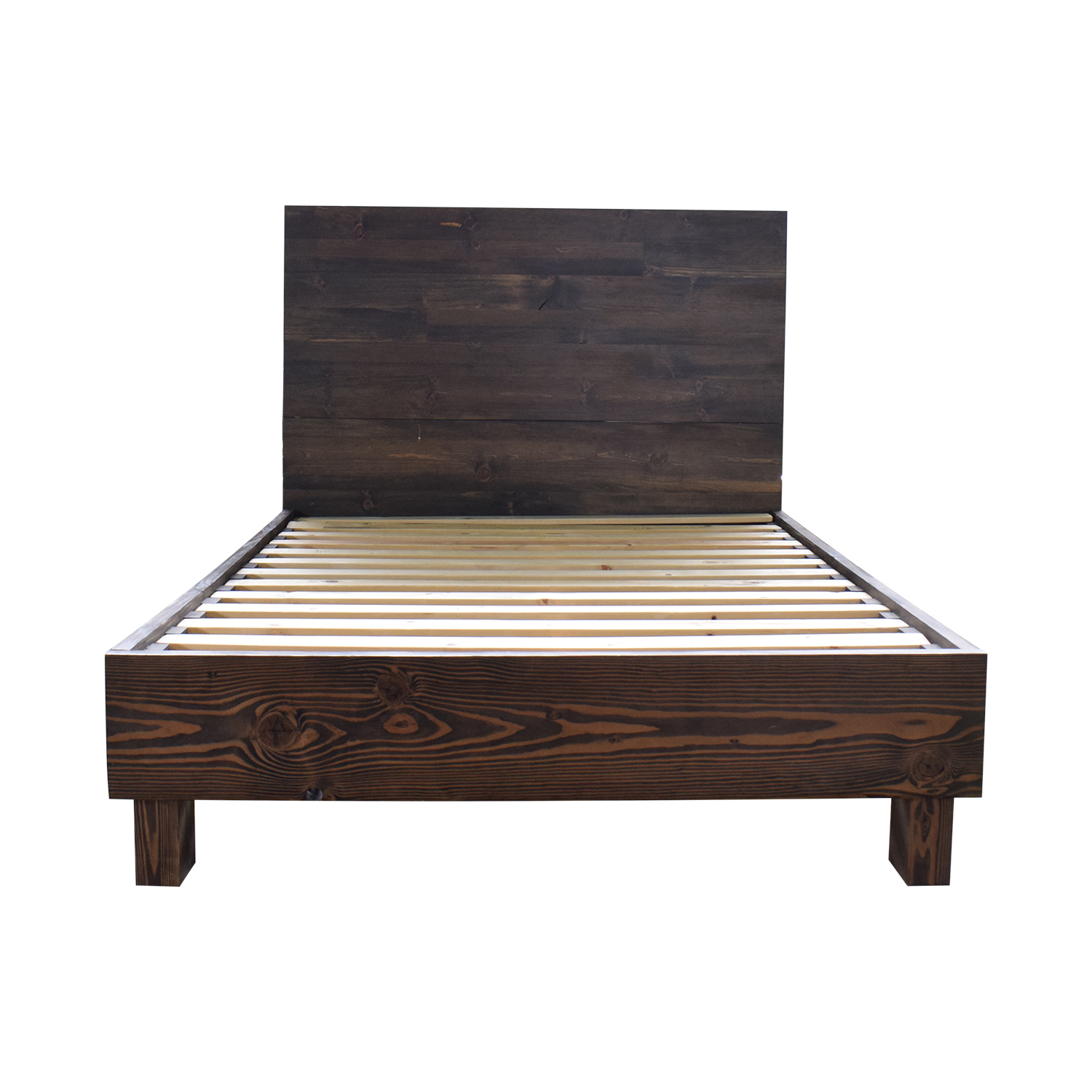 Etsy Wooden Queen Bed Frame / Bed Frames