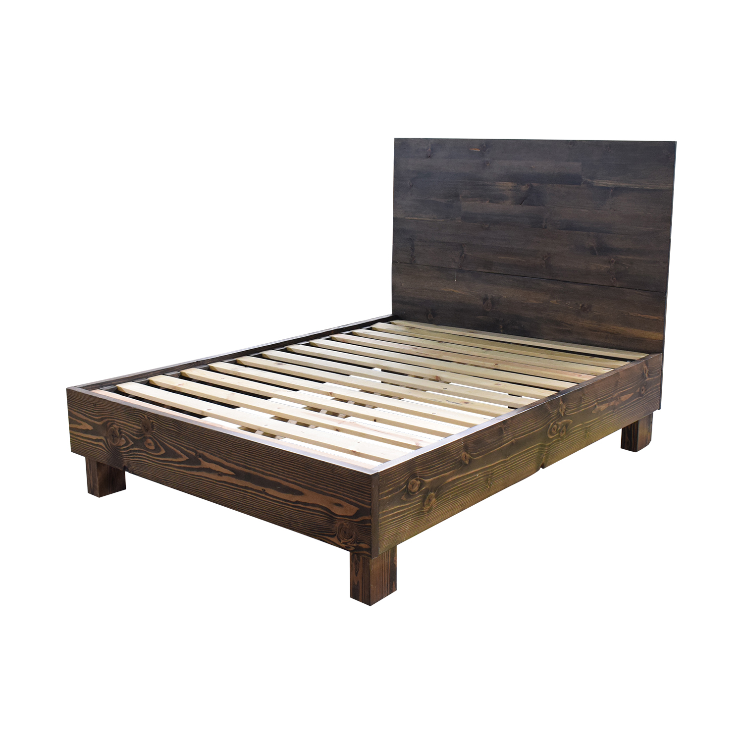 shop Etsy Etsy Wooden Queen Bed Frame online