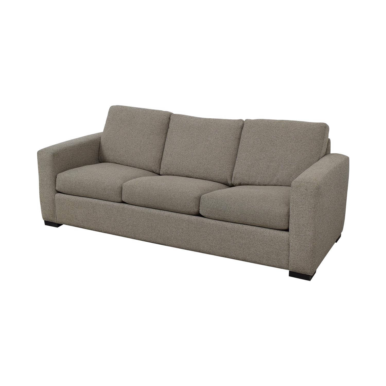 Room & Board Metro Queen Sleeper Sofa / Sofa Beds