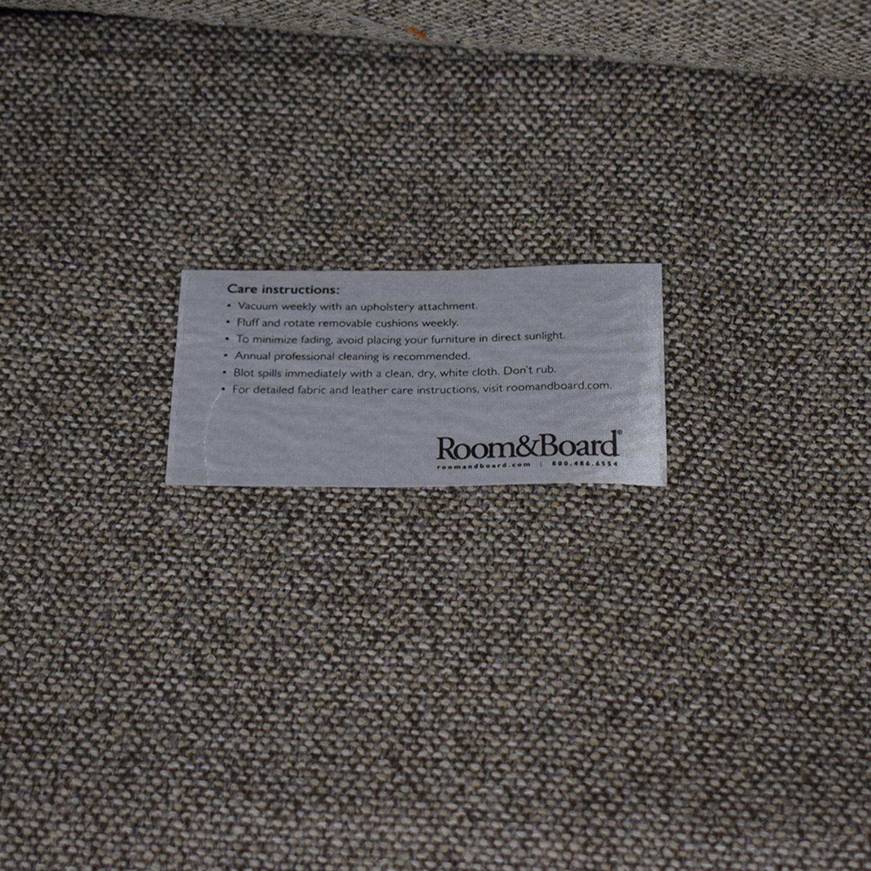 Room & Board Room & Board Metro Queen Sleeper Sofa Gray
