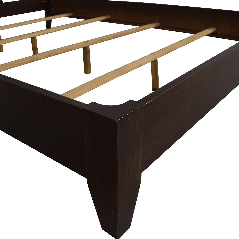 Ethan Allen Ethan Allen Horizons Lotus Queen Bed Frame nj