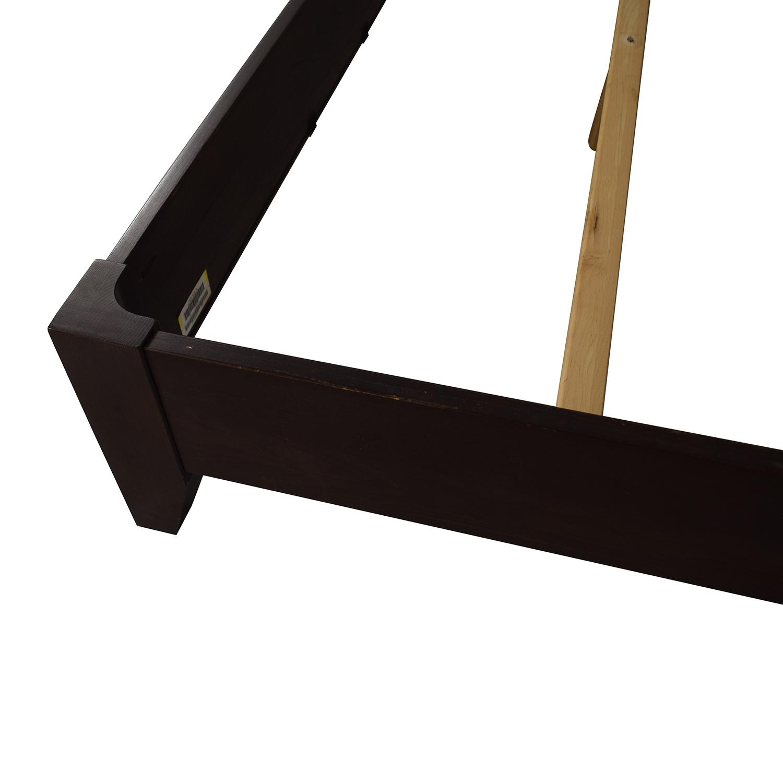 buy Ethan Allen Ethan Allen Horizons Lotus Queen Bed Frame online