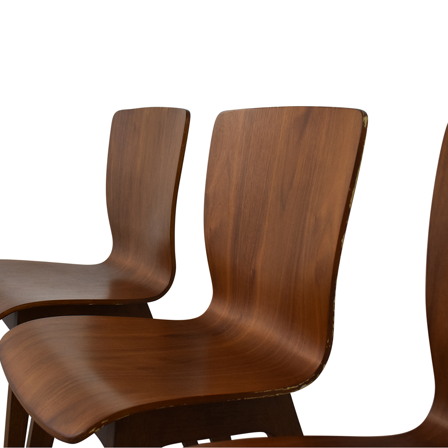 buy West Elm Crest Bentwood Dining Chairs West Elm Chairs