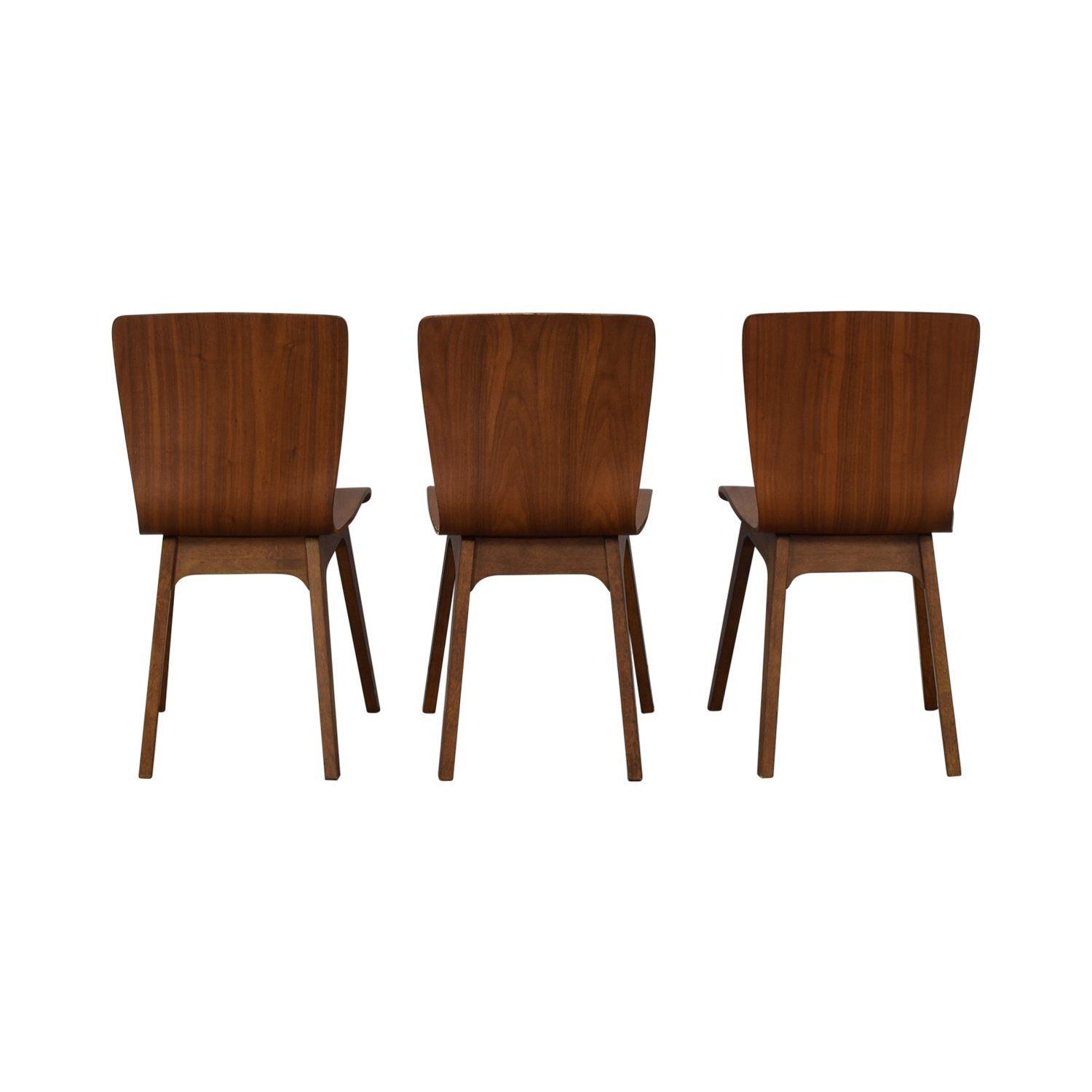 West Elm West Elm Crest Bentwood Dining Chairs coupon