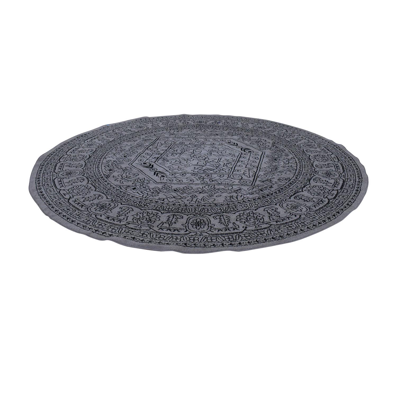 buy Safavieh Adirondack Silver Black Round Area Rug Safavieh Rugs