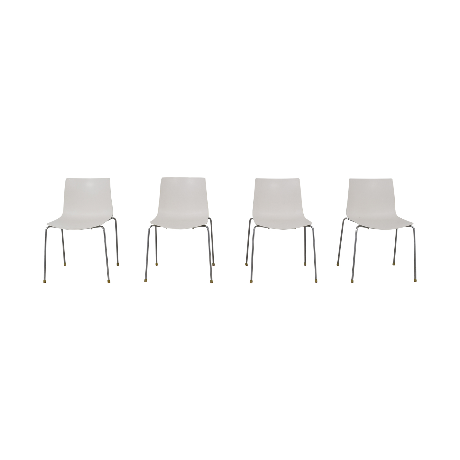 "Arper Arper ""Catifa 46"" Chairs nj"