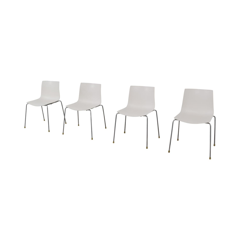 """Arper Arper """"Catifa 46"""" Chairs"""